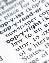 Copyright; Copyrights; Copyright Law;